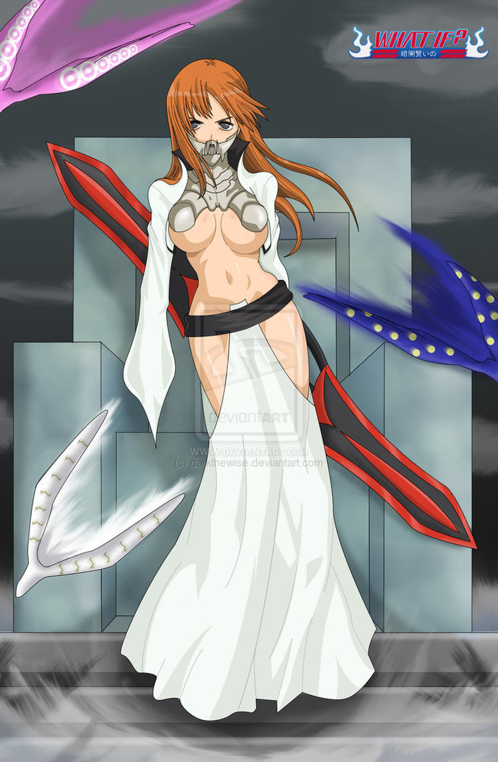 Orihime Hime Revealed by Club-Bleach on DeviantArt