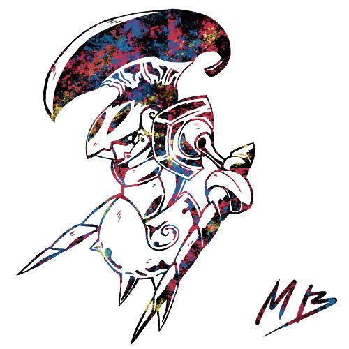 Mega Escavalier