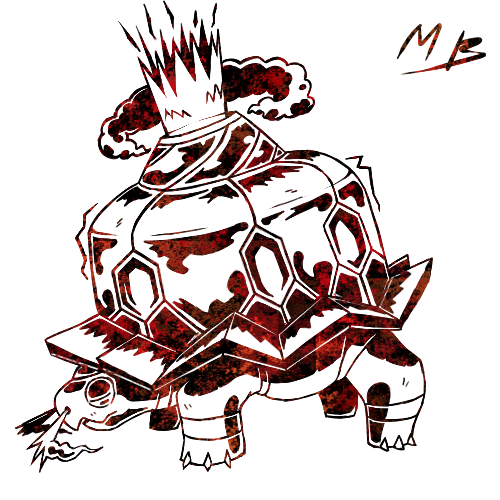 mega Torkoal by boultim