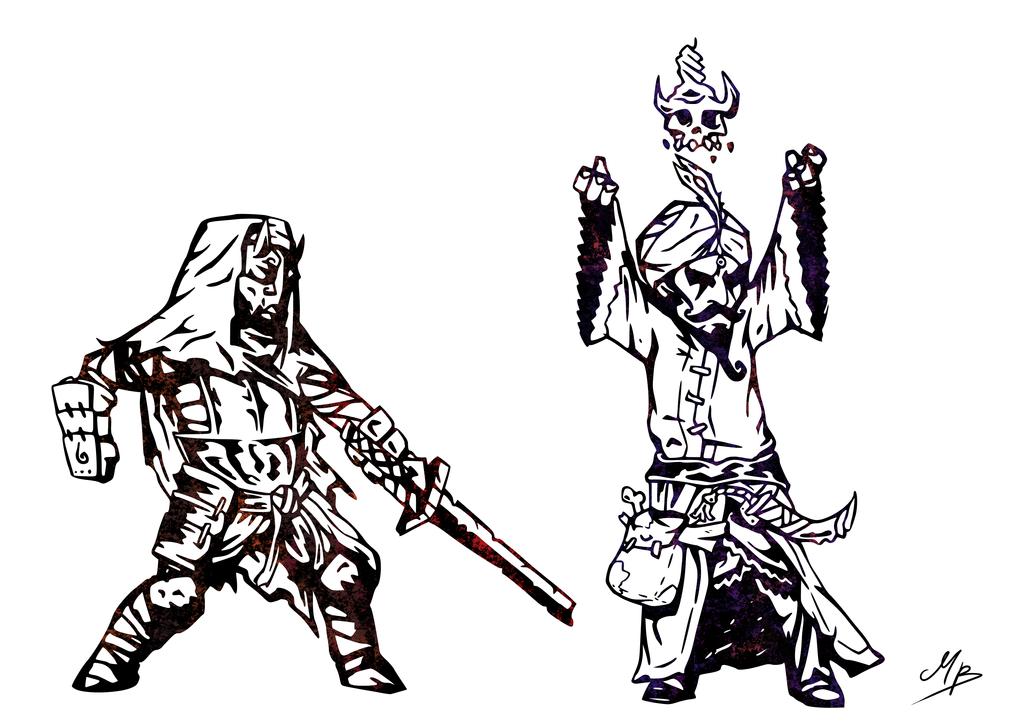 darkest Dungeon dlc? by boultim