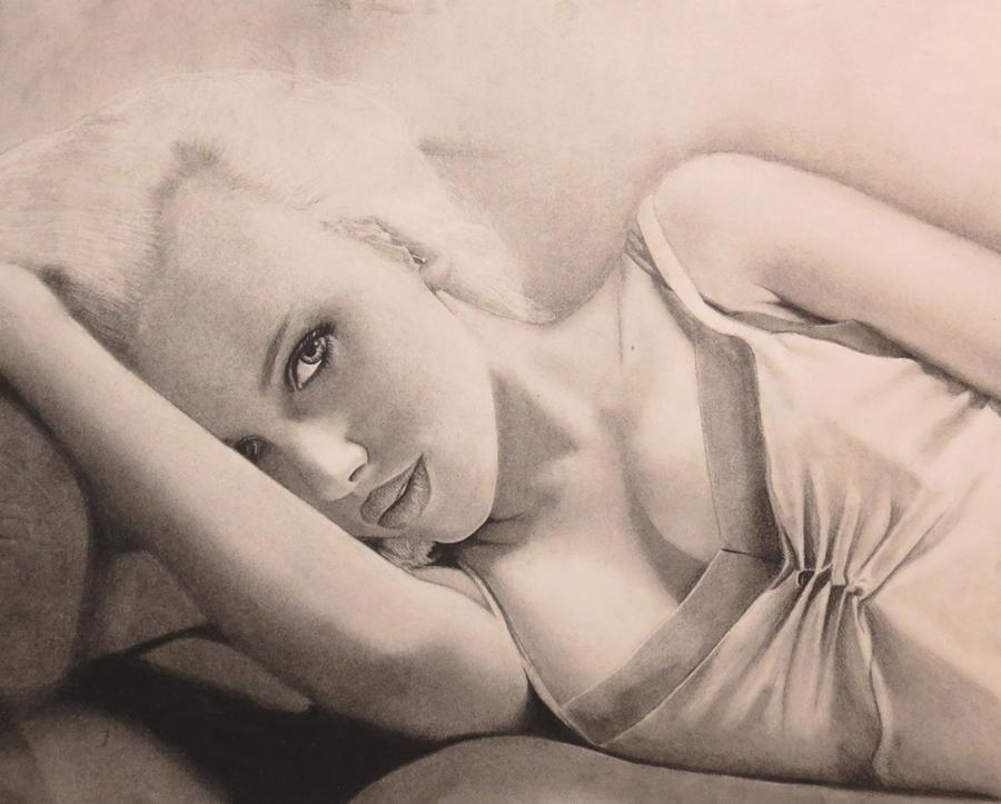 Scarlett Johansson by kyllerkyle