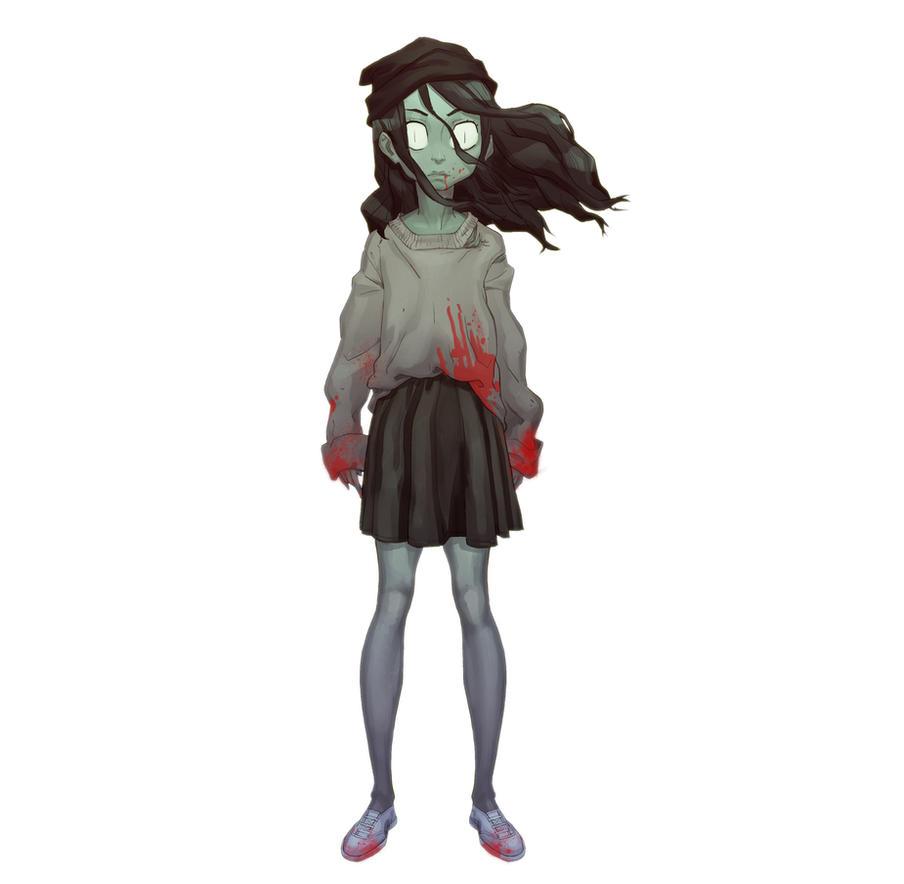 Vampire by radsechrist
