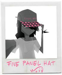 5 Panel Hat by radsechrist