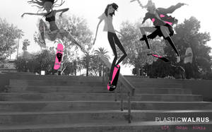 Hollenbeck skatepark by radsechrist