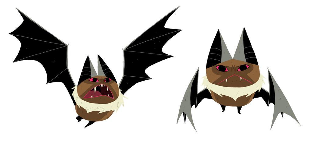 Bat by radsechrist