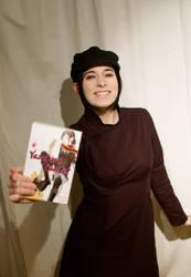 Erika: Gotta Love My Manga by Empyrean-Feather