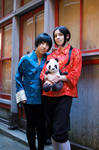 Hetalia: Oriental Brothers by Empyrean-Feather