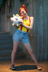 Misty: Ready To Go by Empyrean-Feather