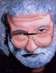 Jerry Garcia by Brady by EverythingDEAD