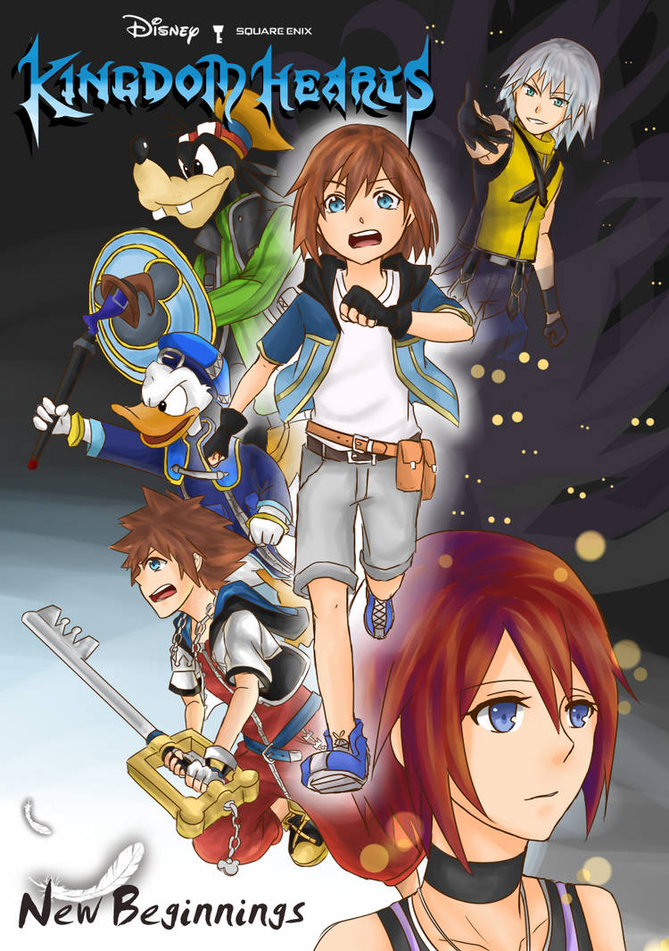 Kingdom Hearts II Ending by MarionetteDolly on DeviantArt
