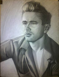 James Dean by phareck