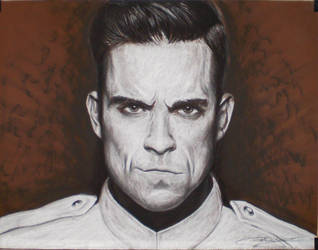 Robbie Williams by phareck