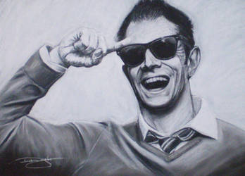 Johnny Knoxville by phareck