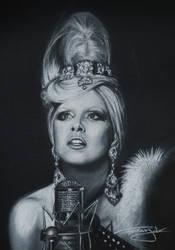 Lady Gaga by phareck