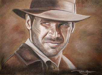 Indiana Jones by phareck