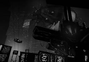 Blade Runner by EnriqueGiner