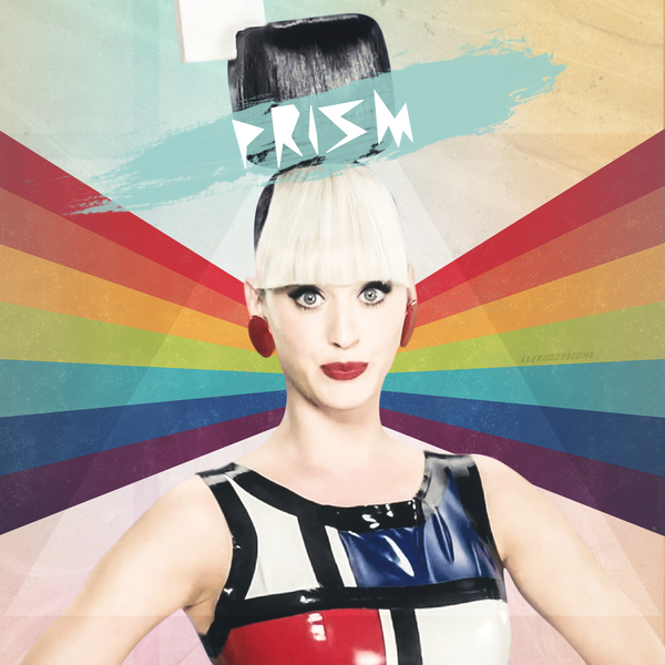 65 Katy Perry PRISM By KingTapir