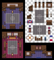 Galar Tile Dump #7 (Towers of Two Fists Interior)