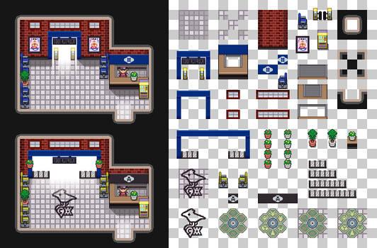 Galar Tile Dump #9 (Station Interior)