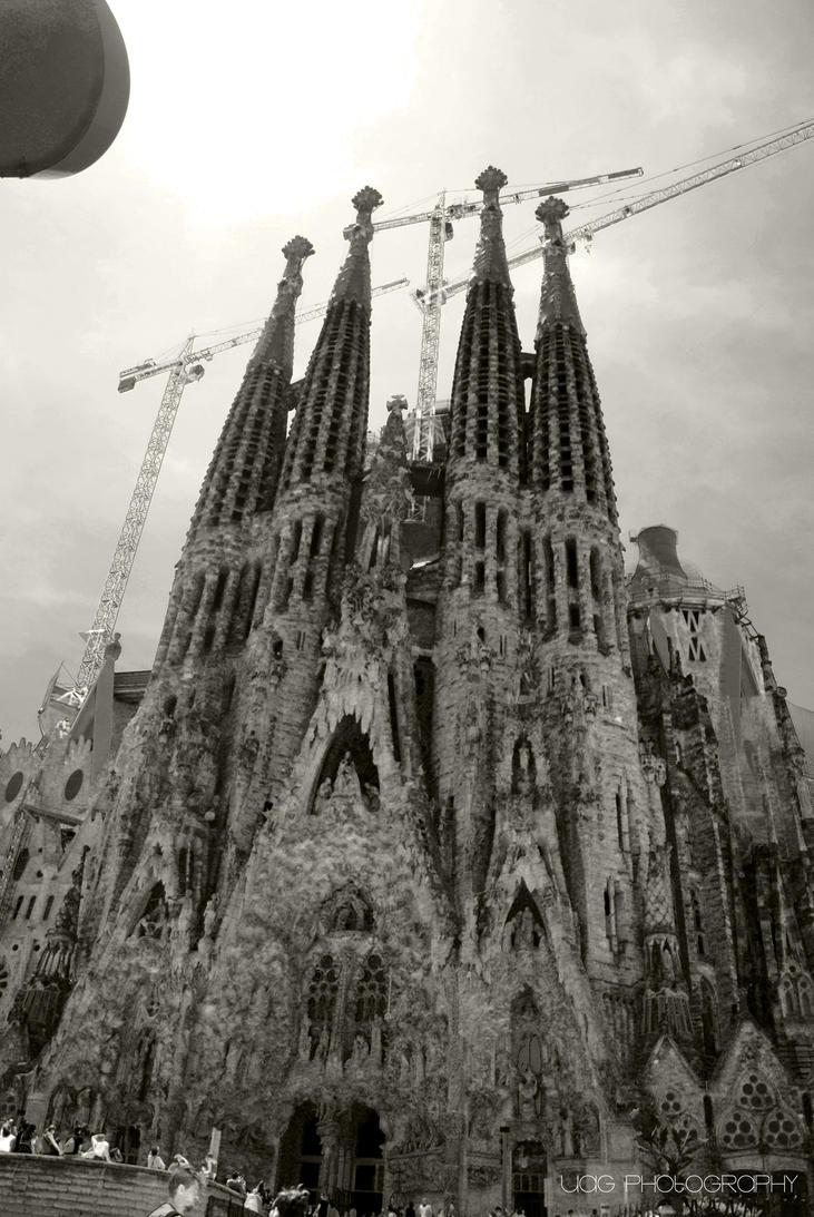 Sagrada Familia 2 by UAG