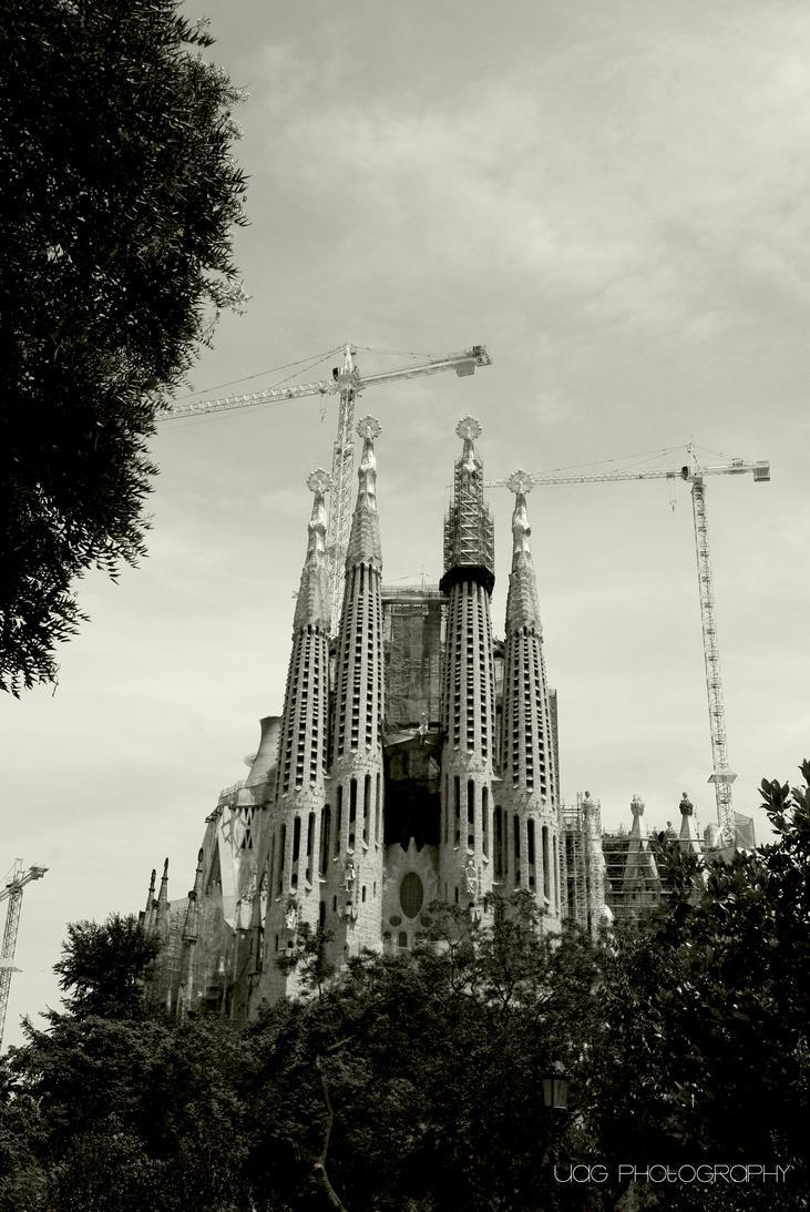 Sagrada Familia 4 by UAG