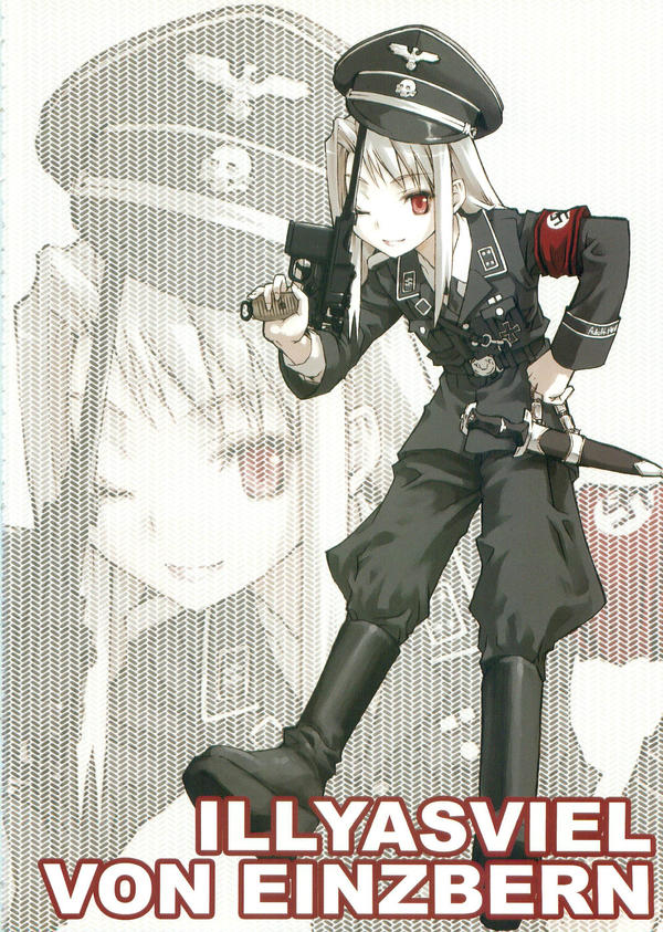 Nazi Illya by paulhan on DeviantArt