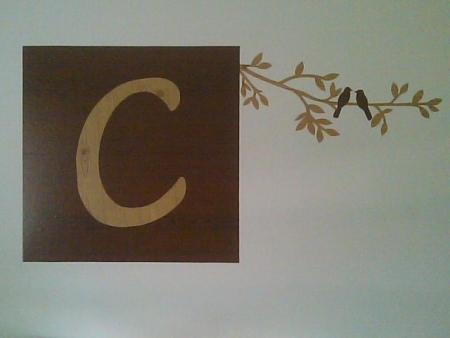 Monogram 'C' by hostile-ladybug