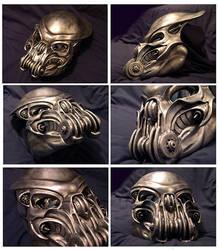 Celtic's Bio-helmet. by Notros