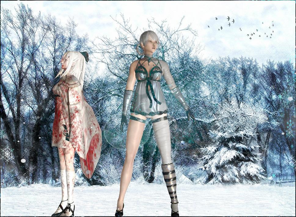 Bloody Winter by Lady-Lili