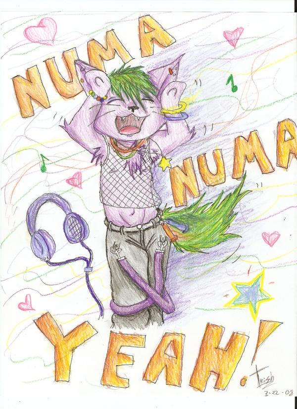 .:Numa Numa:. by Axl-Foxy