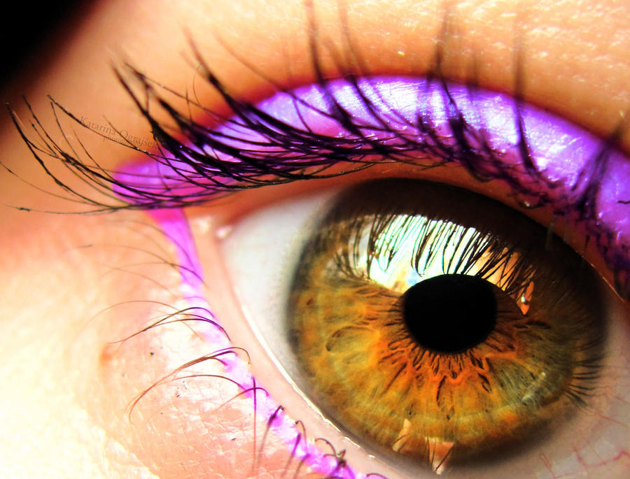 gorgeous eye life by K-O-Photography