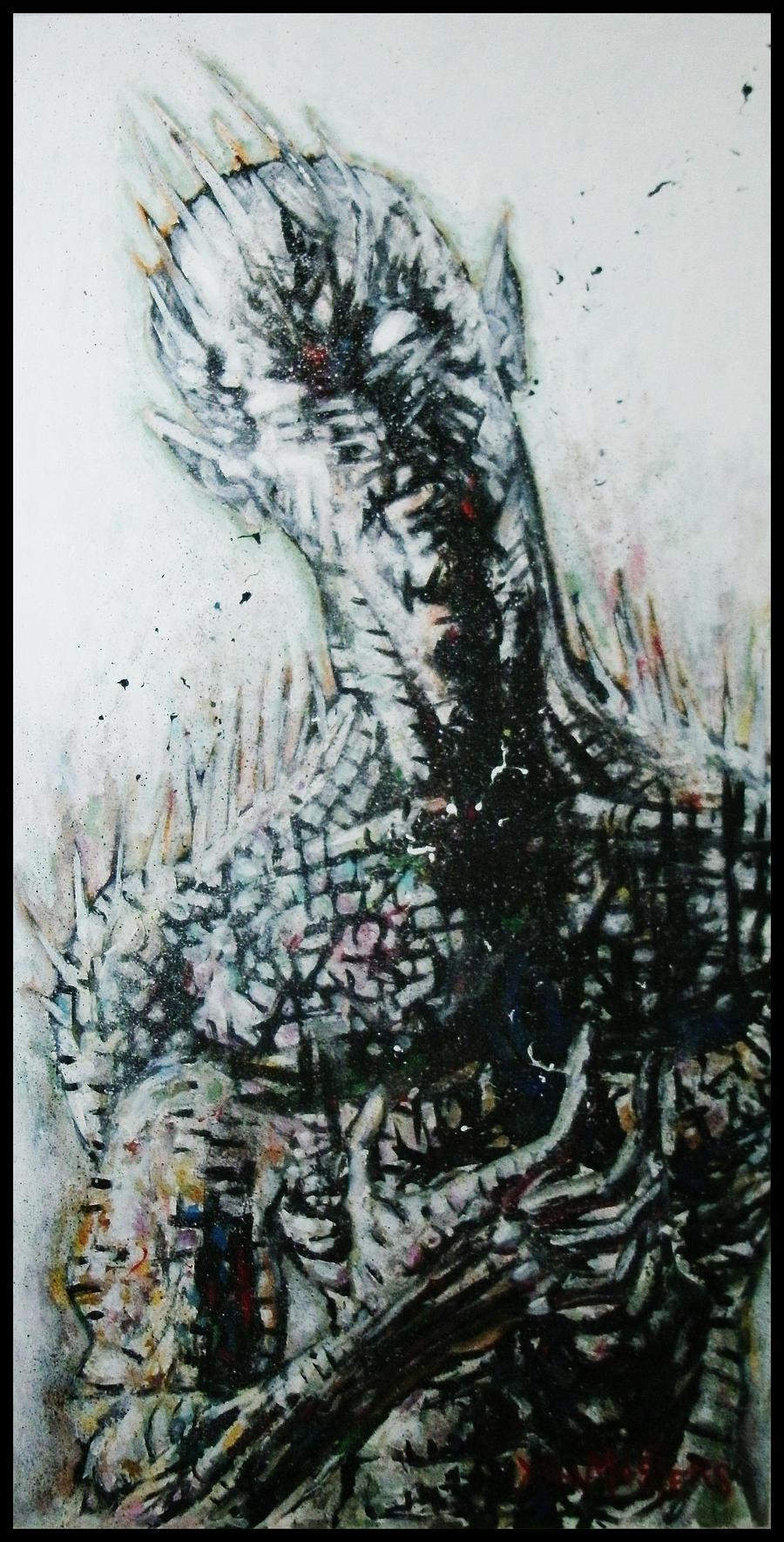 A Demon Emerges by Arum1966