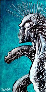 the Gargoyle's Pet