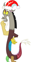 Father Christmas Discord by XBoomdiersX