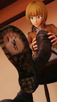 Armin's Inshoe Friend