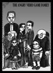 The Angry Video Game Family
