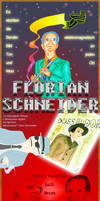 Kraftwerk - Florian Schneider by Tabascofanatikerin