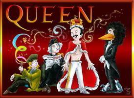 Queen - Till the End of Time by Tabascofanatikerin