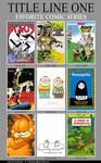 Top 9 favourite comic book series