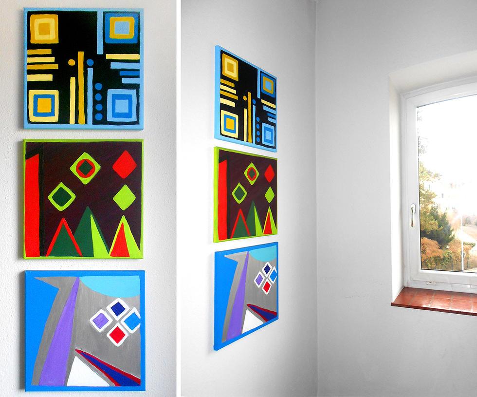Color Zen 1-2-15 + 1-6-18 + 2-2-9 by Tabascofanatikerin