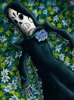 Grim Fandango: Sprouted (SPOILERS)