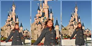 Disneyland Paris 2016 - Sleeping Beauty Castle
