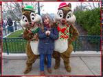 Disneyland Paris - Chip 'n' Dale