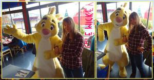 Disneyland Paris - Rabbit