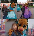 Disneyland Paris - Cinderella Mice
