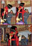 Disneyland Paris - Jafar by Tabascofanatikerin