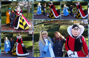 Disneyland Paris - Alice and Friends by Tabascofanatikerin