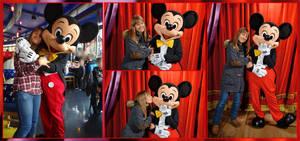 Disneyland Paris - Mickey Mouse by Tabascofanatikerin