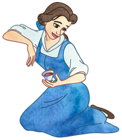 Belle - Cheer up, Child by Tabascofanatikerin