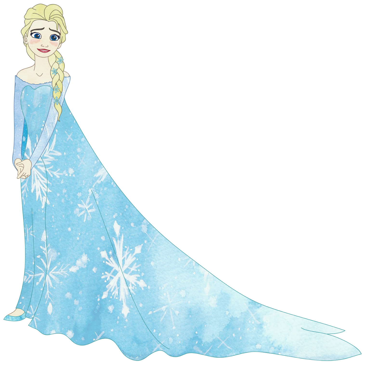 Elsa - You mean well but leave me be by Tabascofanatikerin